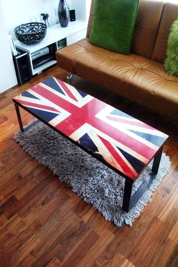 Union Jack coffee table 41 best My