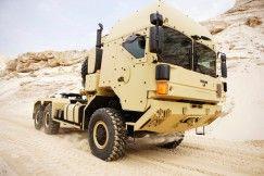 Rheinmetall Defence - Militärische Nutzfahrzeuge