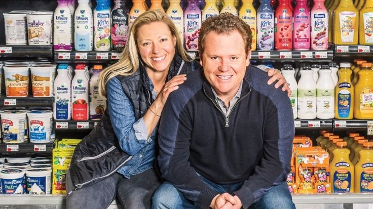 This Couple Trusted Their Gut to Reinvent an Organic Grocery Store