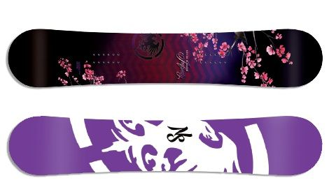Ladies now have a big mountain bad ass snowboard of their own from the good people at Never Summer http://mtnweekly.com/reviews/snowboards/snowboard-reviews/first-look-never-summer-infinity-snowboard-review