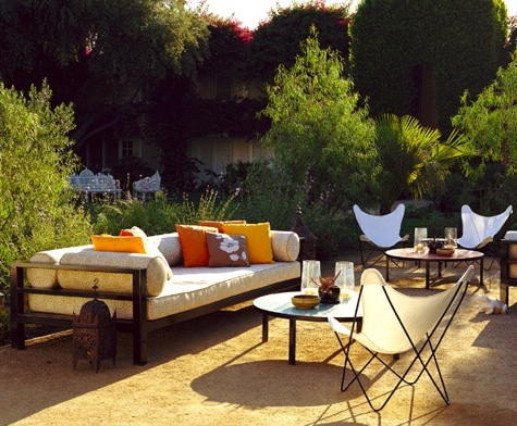 Cool Daybed.. Looks So Comfortable ;) (daybed, Sling Chairs) · Modern Outdoor  FurnitureModern PatioMidcentury ...