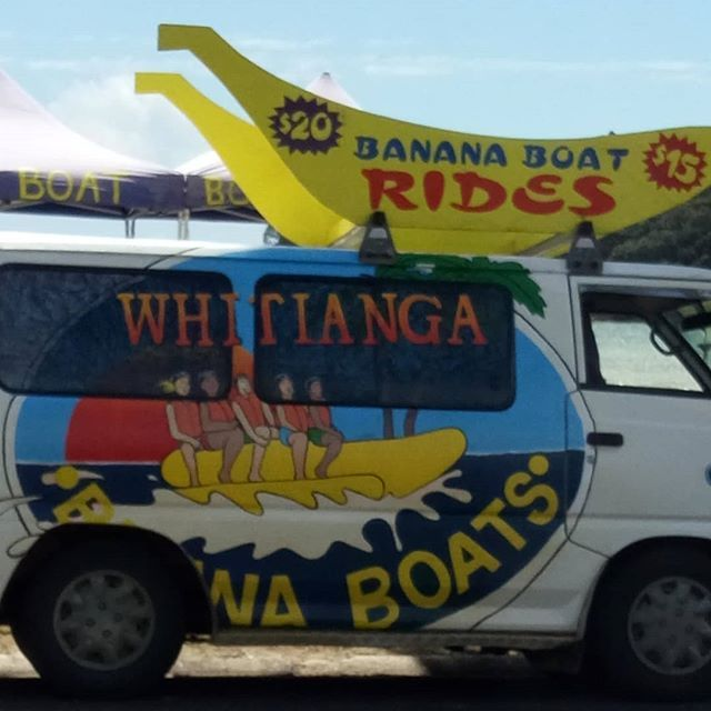 What u can do for fun in #whitianga. Came across this on the way home today