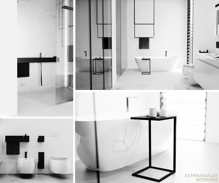 extravagauza interiors contemporary minimalist bathroom design wwwextravagauzacouk