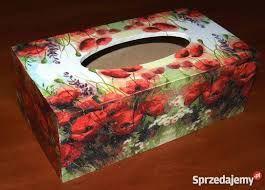 decoupage pudełko na chusteczki - Szukaj w Google