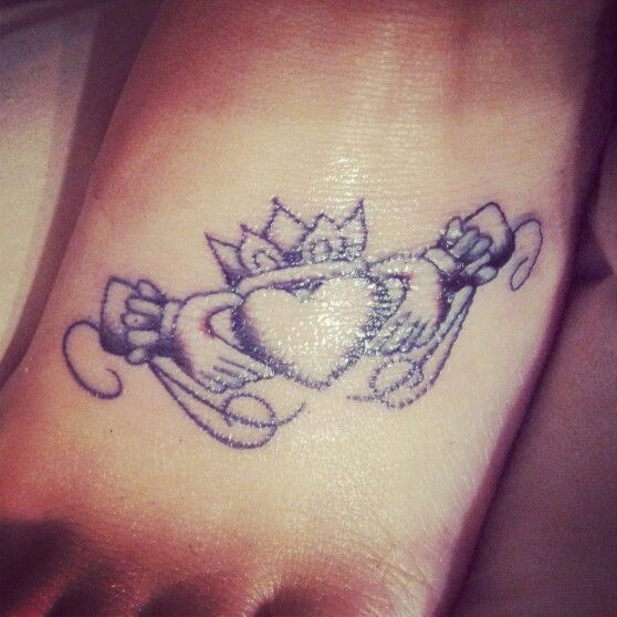 Tattoo Quotes Loyalty: Claddagh Images On Pinterest