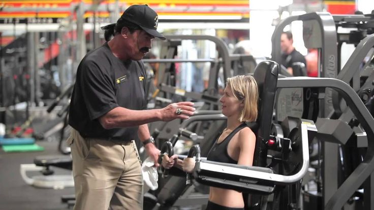 Arnold Schwarzenegger Goes Undercover at Gold's Gym to Promote Fitness and Children's Charity