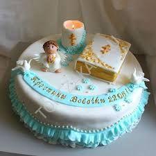 Картинки по запросу торты на крестины для мальчика