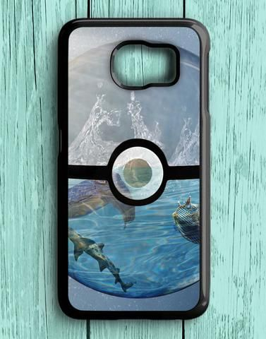 Pokemon Ball Under Sea Samsung Galaxy S7 Case