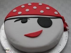 Gâteau Tête de Pirate • Hellocoton.fr