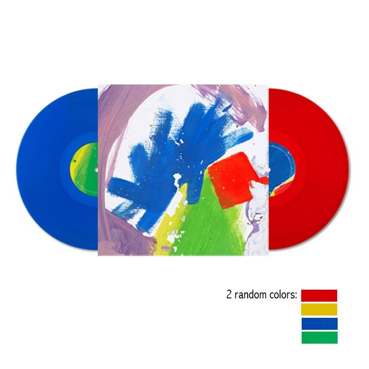 Check out This Is All Yours Vinyl from Alt-J at the Warner Music Store!