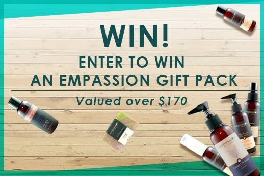 Don't forget our Competition...  Win over $170 in value of Empassion products just by doing 2 things:  1. Tag 3 people in this post 2. Then go to  https://empassion.com.au/competition/natural/mmonger/?campaign=$170products  and enter your details  #naturalskincareproducts #naturalskincare #naturalisbest #nochemicals #workfromhome #perthisok #naturalhaircare #freeproducts #ecofriendly #australianmade #nottestedonanimals   The winner is drawn on the 1st of February so not long now...