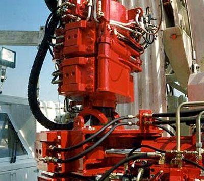 Верхний привод буровой установки