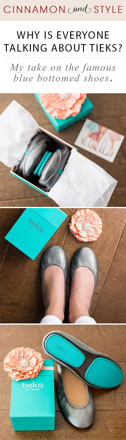 I've been seeing Tieks everywhere lately, and from what I can tell, women love them. I've talked to friends and co-workers who have Tieks and they all rave about them. However, one question lingered for me: Are Tieks worth the price? I knew the only way to find out was to try a pair for myself.