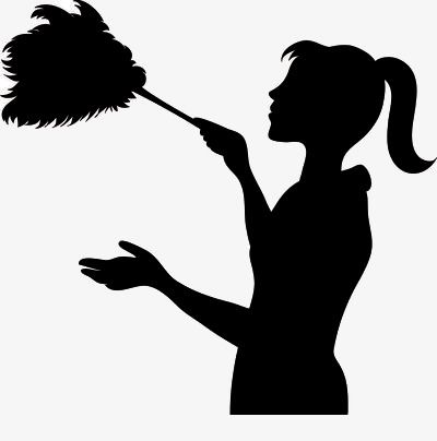 We Are Cleaning Women Feather Feather Duster Dust Png Transparent Clipart Image And Psd File For Free Download Silhouette Clip Art Silhouette Stencil