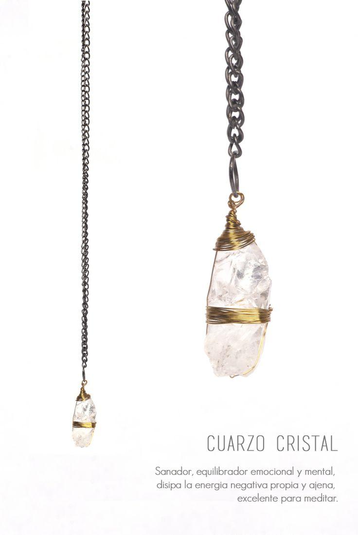 Cuarzo Crystal 1