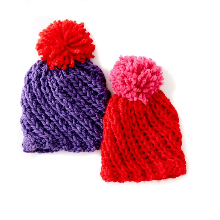 268 best Knit: Hats images on Pinterest | Knit hats, Crocheted hats ...