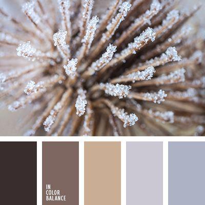 Цветовая палитра №2509 | IN COLOR BALANCE