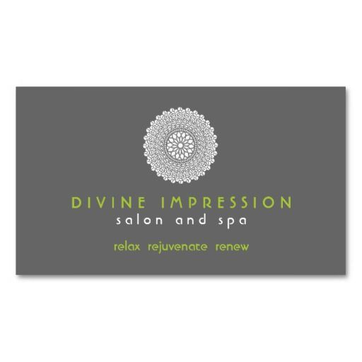 330 best images about Massage Business Card Templates on