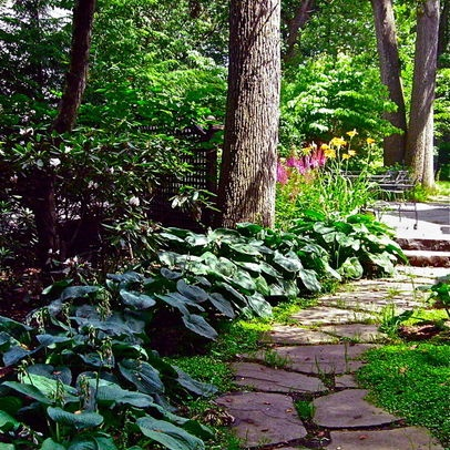 shade garden path ideas 21 best Brick Fireplaces and Fire Pits images on Pinterest