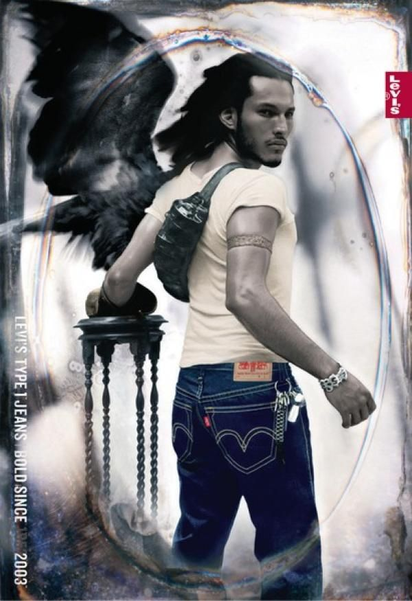 I think I got the same jeans... Levi's is always awesome...