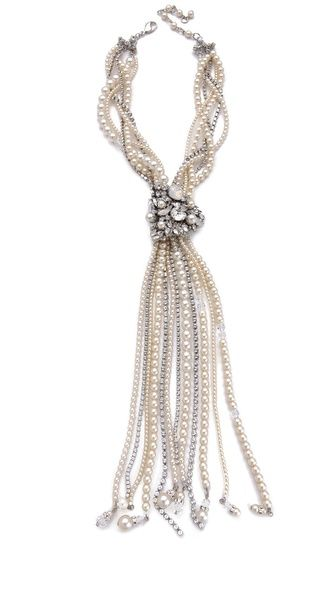 erickson beamon wedding necklace | ... Jewelry > Necklaces > Erickson Beamon Accessories > Erickson Beamon