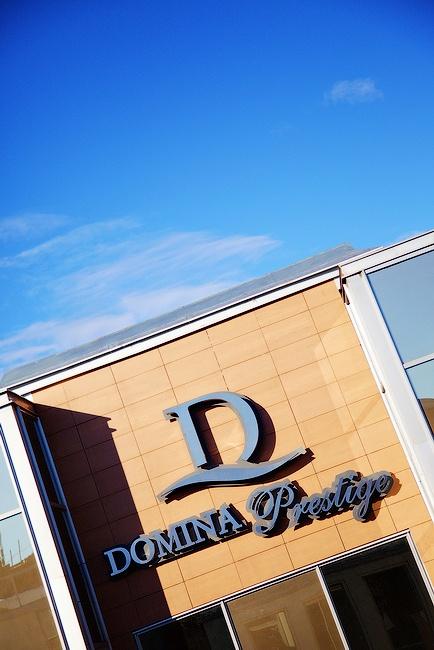 Domina Prestige Hotel St. Petersburg Russia #hotel #stpetersburg #blue #sky