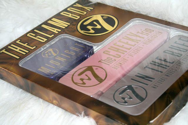 W7 THE GLAM BOX GIFT SET   Giveaway: