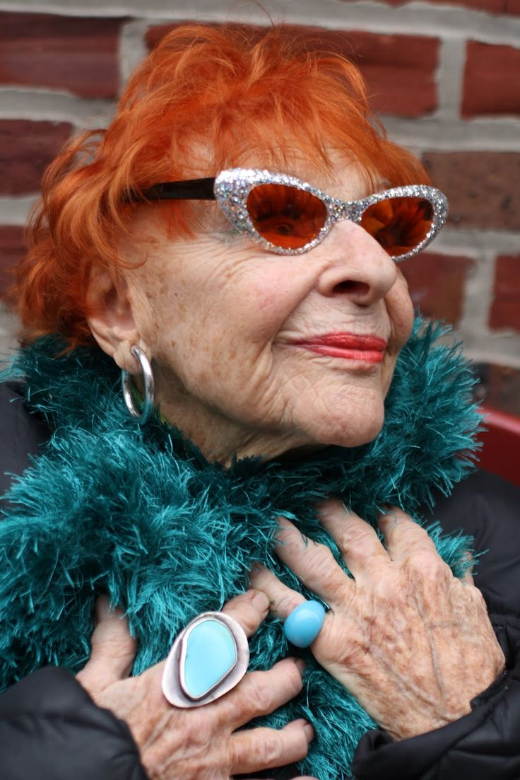 91 year old Ilona Royce Smithkin
