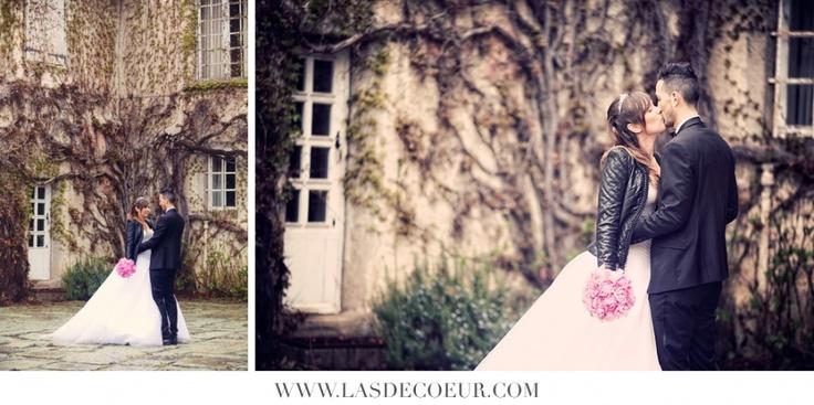 couple - Mariage Neigeux au chateau de Montrouge | Wedding & Portrait Photographer Lyon France | Burgundy, Morocco, Noumea | Tel: +33 (0)9 51 82 92 05