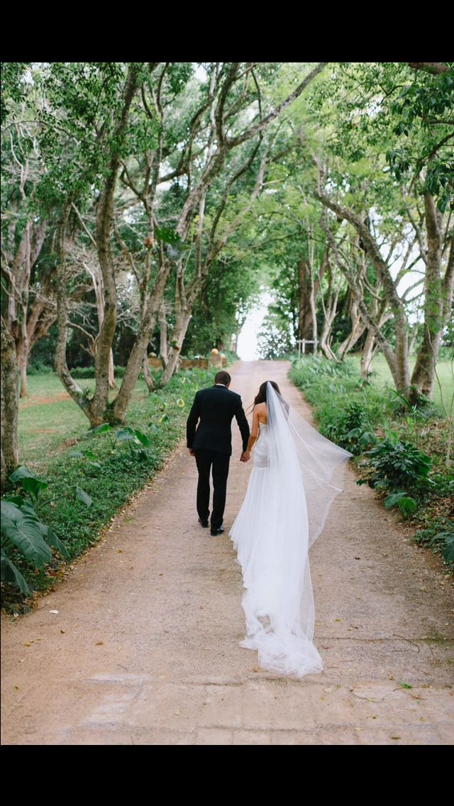 Jane hill wedding gown at Deux Belettes