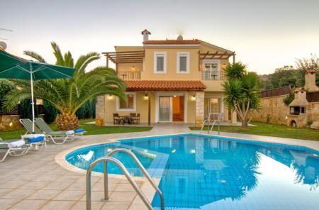 Villa Sierra in #Rethymnon, #Crete!