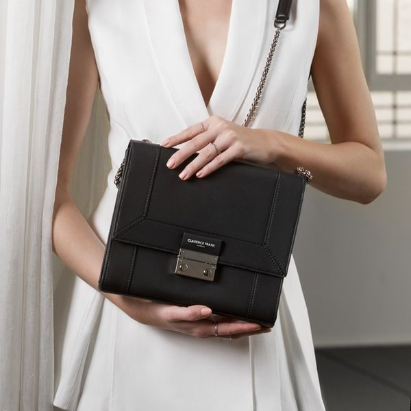 Image of Jayne Cross Body - Black