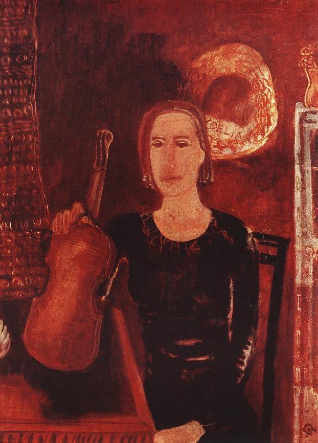 Bernáth, Aurél (1895-1982) - Violinist, 1931