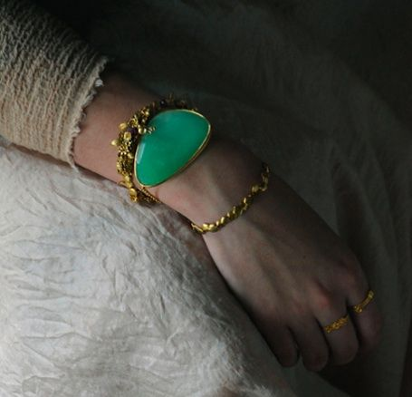 {Holy chrysoprase, I'm in love!}  Pippa Small