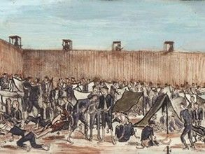 andersonville prison the hell on earth Posts about andersonville civil war prison camp written by boomercouple  i should gloery to describe this hell on earth where it takes 7 of its ocupiants to make a.