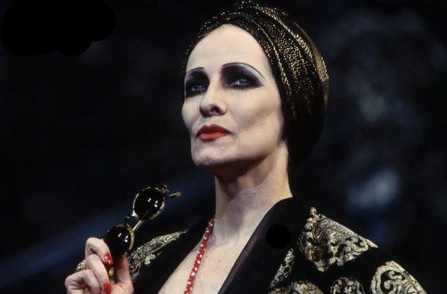 "Betty Buckley as Norma Desmond in ""Sunset Boulevard"""