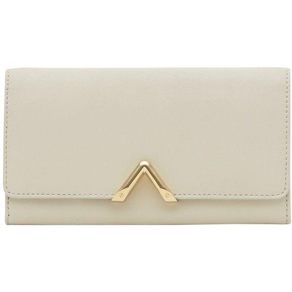 Brand : Reiss.  Handbag Type : Purse.  Main Fabric : Leather.  Material : 100% Leather.  Purse Size : Medium.