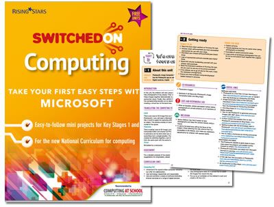 Easy-to-follow mini projects for Key Stages 1 and 2 for the new National Curriculum for computing.