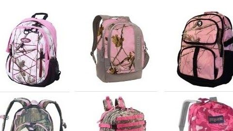 Best Pink Camo Backpacks for School Girls - Collections - Google+