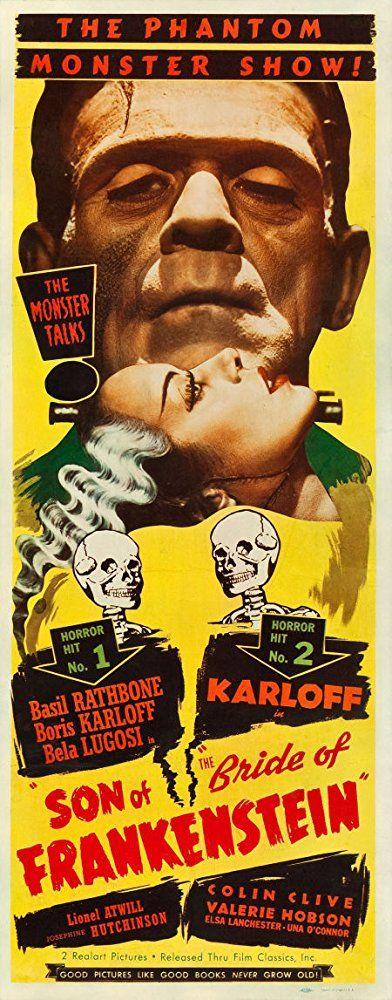 Boris Karloff in Son of Frankenstein (1935)