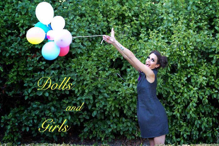"""""""Dolls and Girls""""per natale un dono Hechizo..trovate il brand a Milano:L'isa-Bologna:Matta e Goldoni-Modena:Grilli in testa-Firenze:Garbage'en-Pescasseroli:Equitanna!!"""