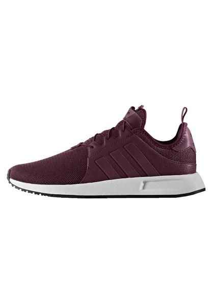 Mens Bordeaux adidas Originals X_PLR - Trainers - maroon/footwear white