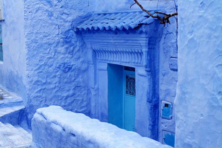 Viaje al pueblo azul de Chaouen (Marruecos)