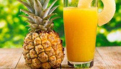 3 ananassap Recepten voor een gezonde en stralende huid