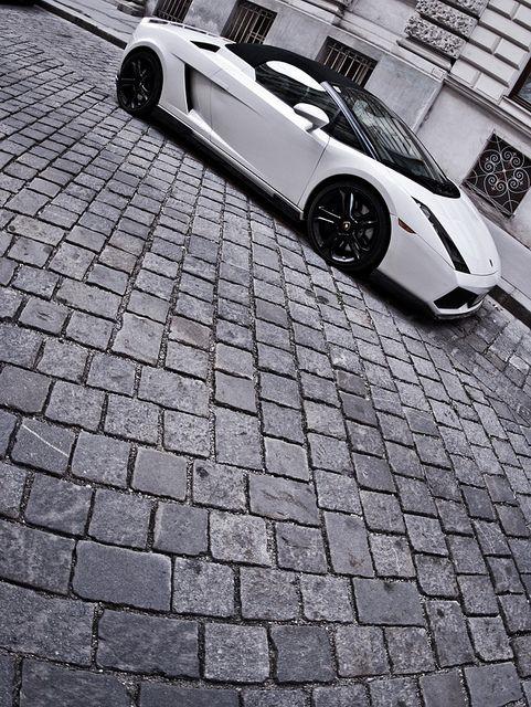 Lamborghini Gallardo Spyder Hamann                                                                                                                                                                                 More