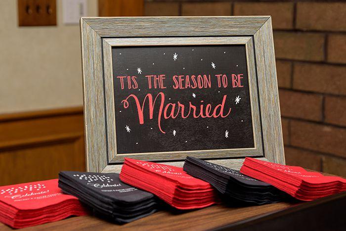 Kaylee & Vincent – Winter Wonderland Wedding