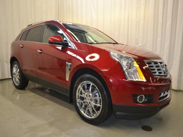 2013 Cadillac SRX for sale in Champaign - 3GYFNJE30DS553633 - Sullivan-Parkhill Automotive