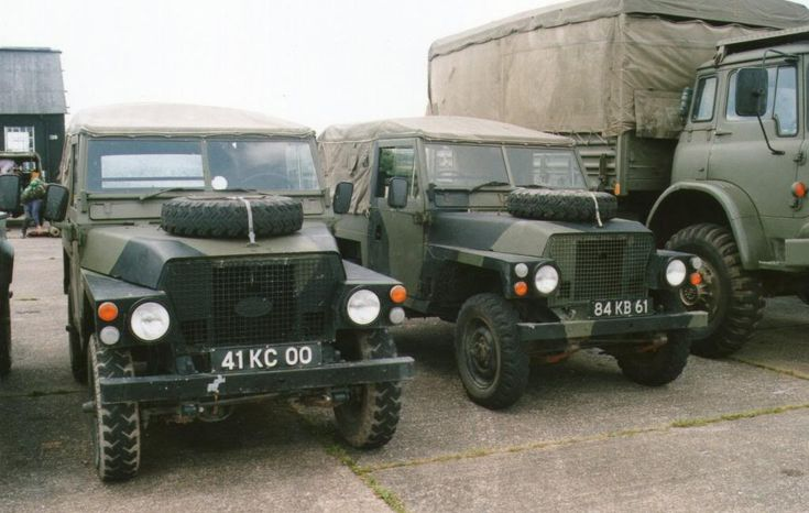 Image result for land rover airportable scale model kit