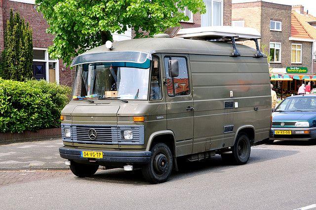 1985 Mercedes-Benz L508 DG