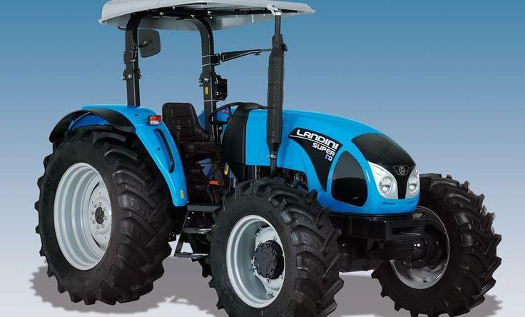 Landini Super 100 Tire 3 Tractor